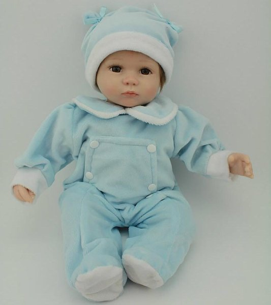 New Hot Sale Lifelike Reborn Baby Doll Very Popular Fashion Doll Birthday Present For Girl Real Touch