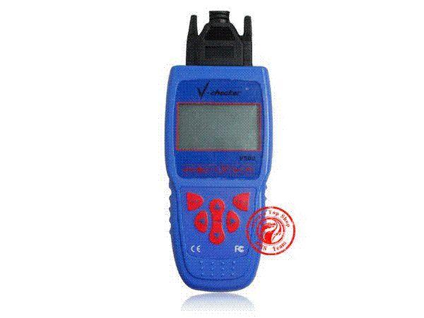 V-Checker V500 Super Car Diagnostic Equipment V lector de código de verificador 20 idiomas función de decodificación original M45943