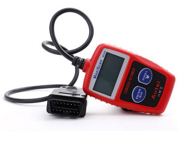 MS310 CODE READER MAXISCAN MS310 CAN-BUS OBDII Compliant CODE READER Diagnostic Vehicle Trouble Codes READER MS310