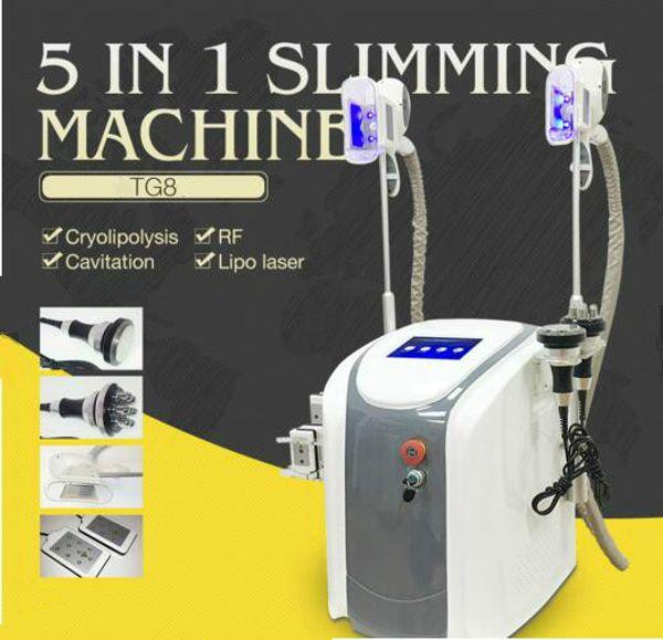 2018 Zeltiq портативный Cryolipolysis жира замораживания машина Coolsculpting криотерапии талии похудения кавитации РФ машина Lipo лазерная машина
