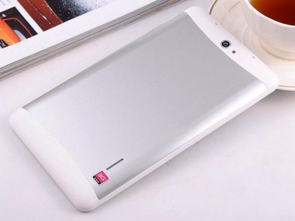 "NEW 7"" Tablet PC 3G Phablet GSM/WCDMA MTK6572 Dual Core Android 4.4 Dual SIM Camera Flash Light GPS Phone Call tablet"
