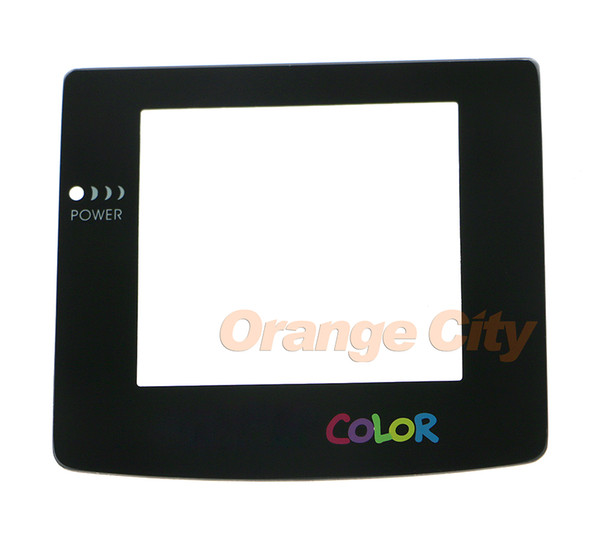 best selling New glass lens screen for Nitendo gameboy color GBC
