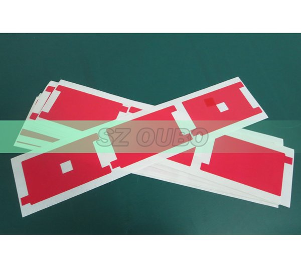 Cell Phone Repair Parts Backlight Sticker Film plastic refurbishment replacement For iPhone 6G 500pcs/lot DHL free shipping