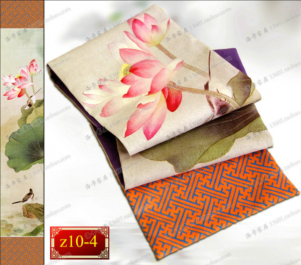 Patlama modelleri yeni Çin masa bayrağı asılı Sui kuş lotus Masa Örtüsü masa örtüsü otel yatak satranç özel ev dekor