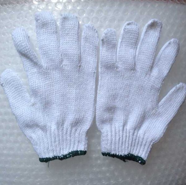 top popular safety work gloves Cut-resistant Mesh Slash Resistance Anti Abrasion cotton yarn Protective Gloves Workplace Safety Supplies 2019