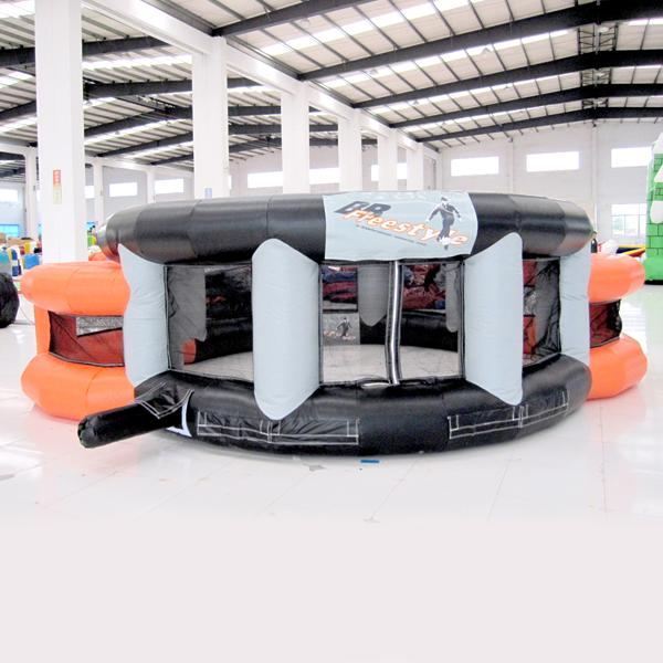 AOQI equipment for children inflatable Football Games outdoor fun inflatable toy for kids for sale made in China