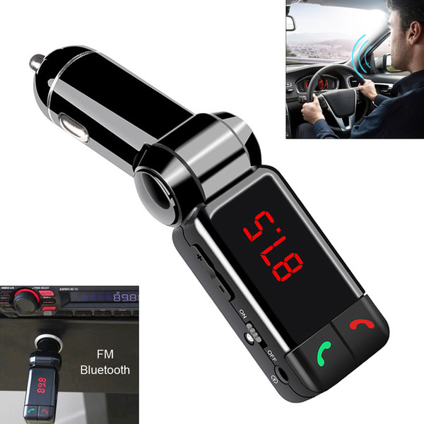 2019 BC06 Car Bluetooth LCD MP3 Music Player Kit Auto Radio Player Hands  Free FM Transmitter Extend Dual USB CAU_21T From Agileauto, $8 25 |