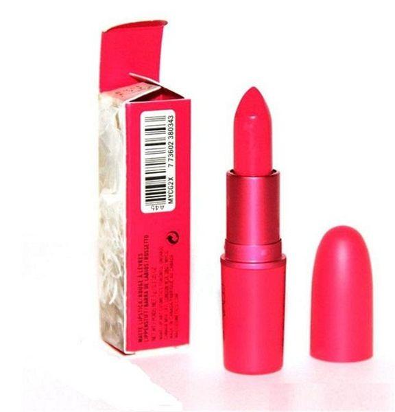 Brand Makeup Gia Valli Matte Lipstick Luster Lipgloss Frost Lipstick Matte Lipstick Collection 5 Colors 12pcs/lot