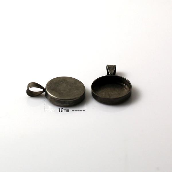 16mm antique copper
