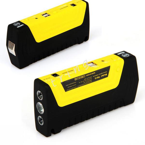 Car Starter Mini Jump Starter 12V Car Engine Jumper Booster Car Battery Charger Multifunction Power Bank Winter Savior