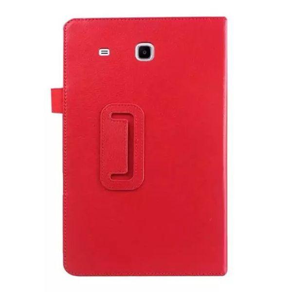 Custodia in pelle PU business per Samsung Galaxy Tab E 8.0 T377 T377V Custodia tablet SM-T377 T377P + Pellicola protettiva per schermo