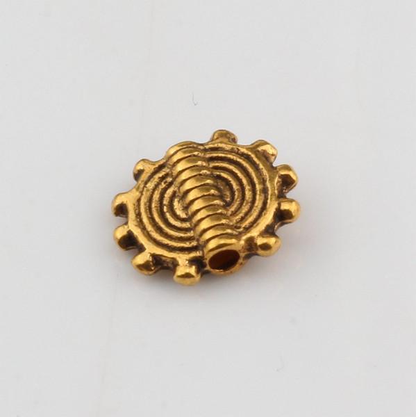 Antiqued Gold