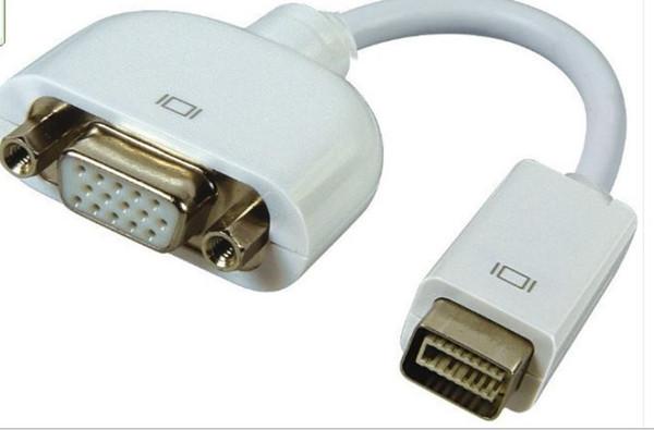 Adaptateur de câble mini DVI vers VGA pour Apple Macbook Pro Air