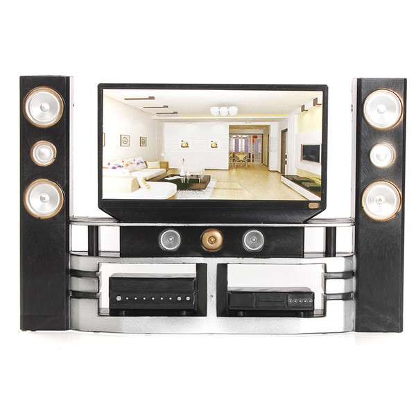 Top Quality Beautiful Hi Fi 1:6 Tv Home Theater Cabinet Set Combo ...
