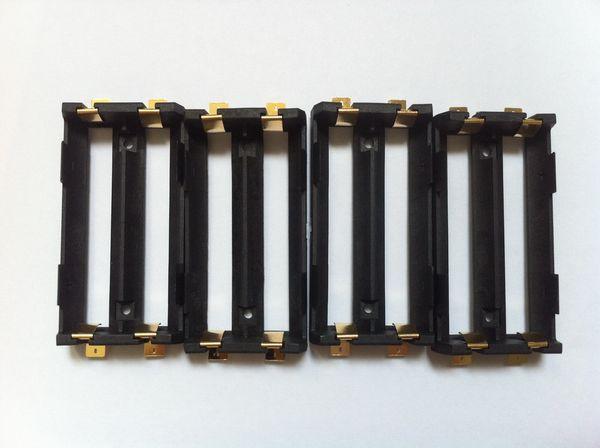 best selling Keystone 1048 dual 18650 battery sled 1048 18650 battery holder SMT SMD 18650 battery plastic holder