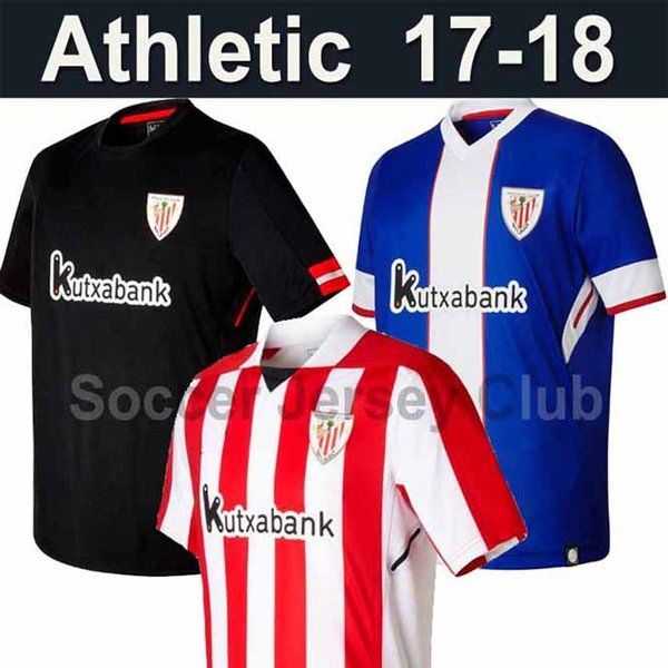 Maillot Domicile Athletic Club I. Lekue