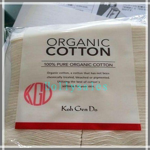100% Japan organic cotton muji & koh gen do unbleached organic cotton for DIY e cigarette rda&rba atomizer coil heating wire wick DHL Free
