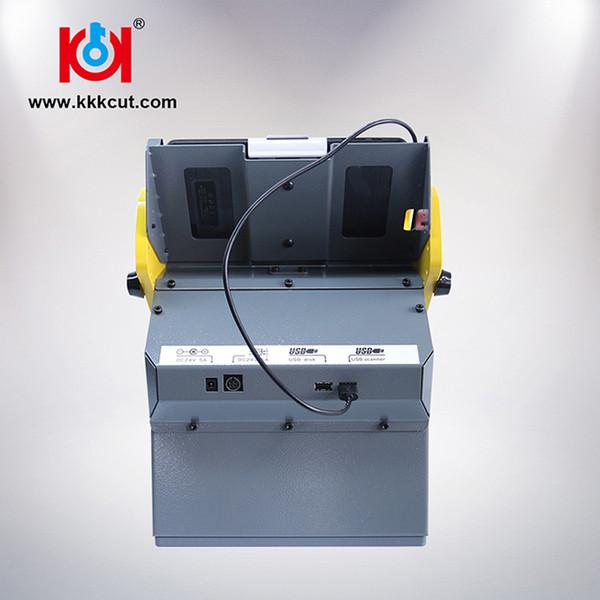 Free shipping to USA SEC-E9 key cutting machine! best locksmith tool sec e9 key cutting machine used for cutting keys