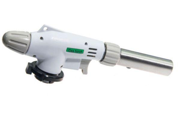 Flame Gun Jet Torch Butane Gas Blow Burner Welding Solder BBQ Soldering Lighter Gas Torch Lighter