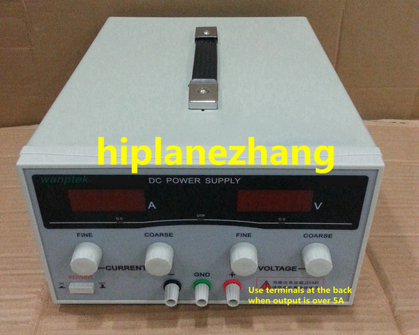 Adjustable Variable DC Switching Power Supply Output 0-15V 0-30A Support AC110-220V KPS1530D