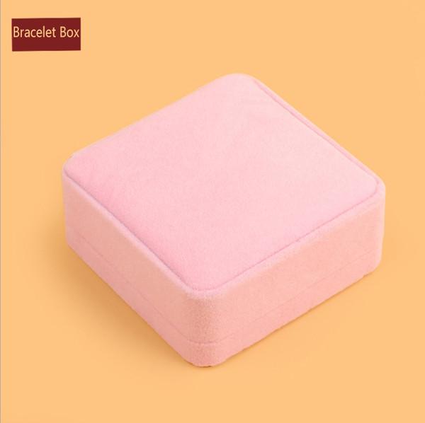Pink Bracelet Box