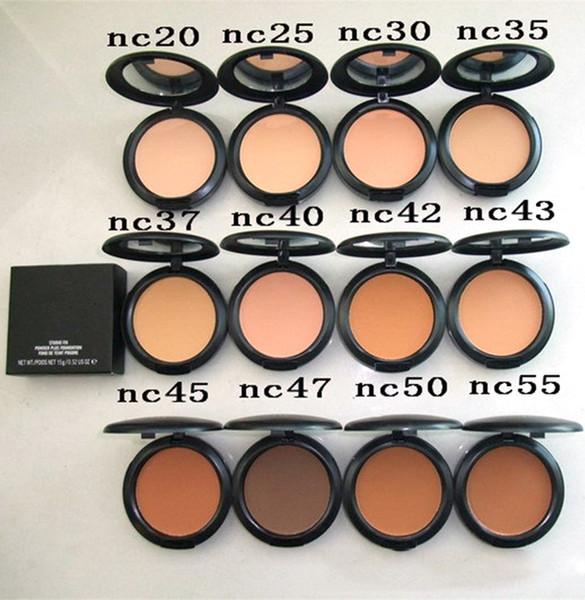 HOT NEW Makeup Studio Fix Face Powder Plus Foundation 15g Volume High Quality full size brand new 60pcs