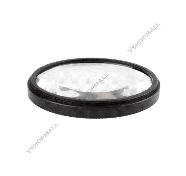Metall 58mm Makro Objektiv Nahaufnahme + 10 Filter für Canon Nikon DSLR SLR Kamera Filter Auto Objektiv Filter für Canon