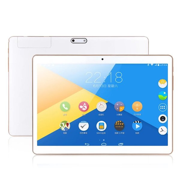 10 Inch Eight Core 3G 4G Mobile Tablet IPS 1920x1200 Screen Android 5.1 4GB + 32GB Bluetooth GPS Dual Camera 3G Tablet