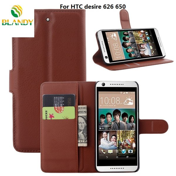 best service 27d86 94bf7 For Htc Desire 626 650 Litchi Lychee Wallet Leather Pu Tpu Stand Cover Case  For Htc U Ultra U Play U Ultra U11 Plus Personalized Cell Phone Cases ...