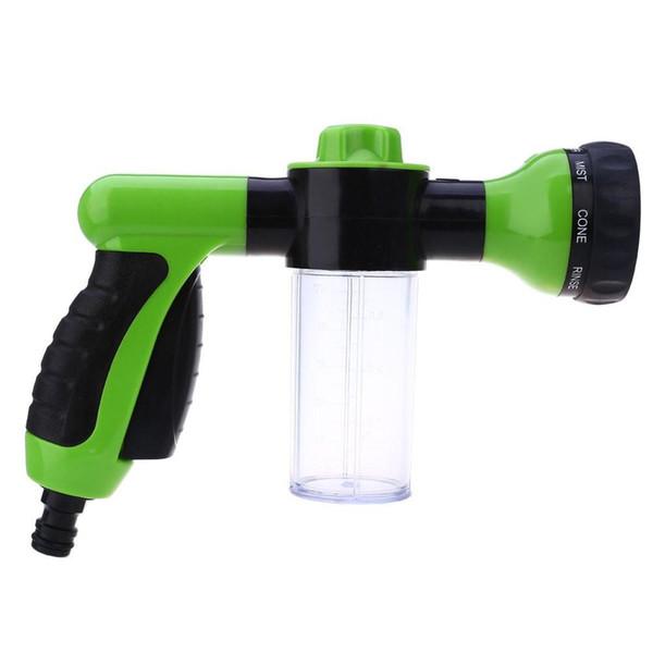 Wholesale- 2016 Hot Sale Car Washing Foam Water Gun Car Washer Portable Durable High Pressure For Car Washing Nozzle Spray