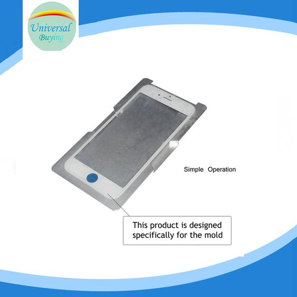 precision aluminium frame fixer mold fixture refurbished mould for iphone 6 6g 47inch lcd touch