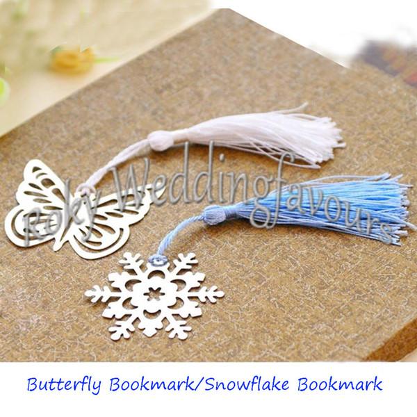 ¡ENVÍO GRATIS + 20pcs / lot! Ahueca hacia fuera la señal nupcial del copo de nieve Ducha nupcial, regalos de Navidad, favores de la boda, favores del partido del tema del invierno