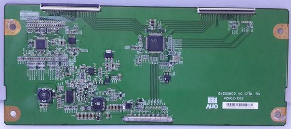 Original AUO logic board G420XW02 V0 42G02-C02 T-CON board CTRL board Flat TV Parts LCD LED TV Parts
