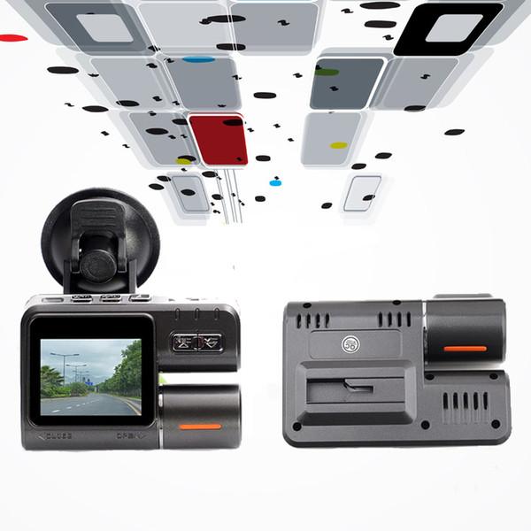 """Brand New 2.0"""" Car Dvr full hd 170 Degree Wide Angle 1080P Car Camera dash cam Recorder Motion Detection Dual lens G-Sensor tachograph 32G"""