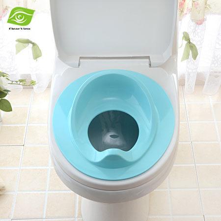 Assento de toalete do Potty do bebê da criança das crianças da Multi-cor / bandeja pedestal da esteira, dandys