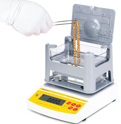 AU-2000K Two Years Warranty Electronic Gold and Silver Testing Machine , Gold Analyzer , Gold Purity Tester Free Shipping, Good Quality