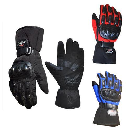 best selling Motorcycle Gloves Winter Warm Waterproof Windproof Protective Skiing Gloves 100% Waterproof Guantes Luvas