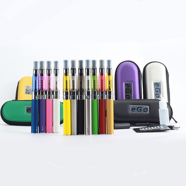 Ego Ce5 Electronic Cigarette Personal Vaporizer E Pen Kit 650 900 1100mah ego t battery portable e cig vape pen free shipping by DHL UPS