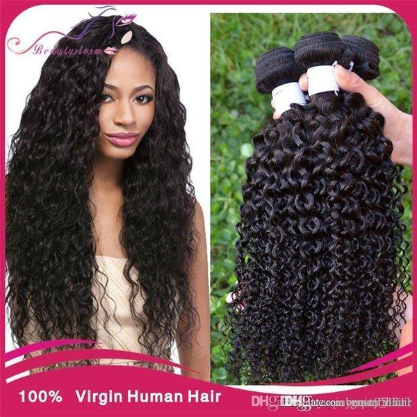 Brazilian Deep Curly Virgin Hair 34brazillian Deep Wave