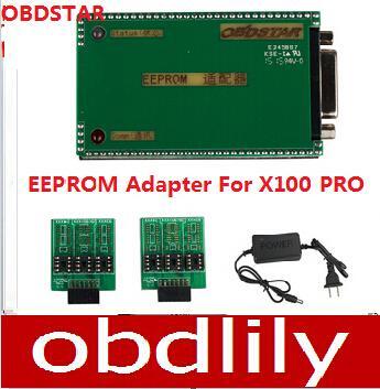 2017 Newest OBDSTAR EEPROM Adapter For X-100 PRO X100 PRO x100 Auto Key Programmer