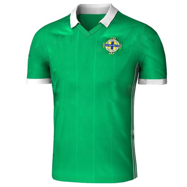 2018 world cup jersey camiseta de futbol Northern Ireland soccer Jerseys Tuaisceart Eireann Football BEST K.LAFFERTY DAVIS Jersey XXL 3XL