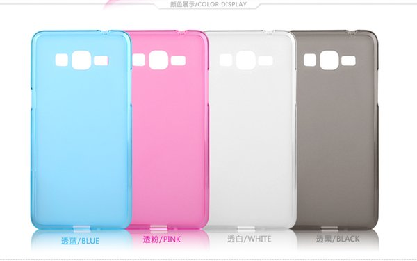 Pudding Jelly Gel Case For S6 Active G890 G130h G7200 Soft Tpu Case ...