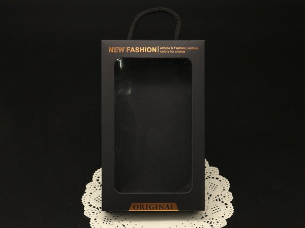 New Craft Kraft Paper Retail Packaging Package Box Carton Packing Boxes For Cell Phone Case For iPhone 6 Plus 5 4 Samsung S5 S4 Leather Case
