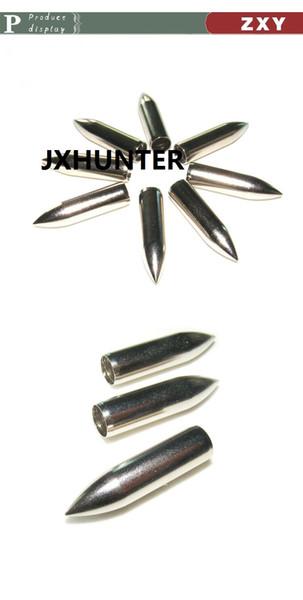 20 piece Glass fiber Arrow Field Points 80gr arrow points arrow tips for ID 8.0mm hunting arrows
