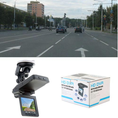 "New 2.5"" 120° IR Full HD 1080P Car DVR Vehicle Camera Video Recorder Dash Cam"