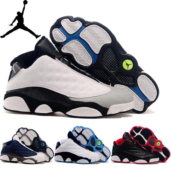 Nike Air Jordan 13 Retro, Zapatillas de Deporte para Hombre