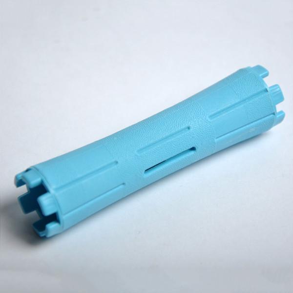 Núcleo oco Flexi Rod Magique Ferramentas de Cabeleireiro 30 pçs / set 3 Tamanho Perm Frio Haste Fofo Ondulado Rolos De Cabelo Rolos De Plástico