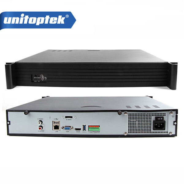 New 1.5U Casing 36CH 960P/720P& 25Ch 2MP NVR For 5MP/3MP/1080P IP Camera Network Video Recorder With Onvif P2P View 4 Sata HDD