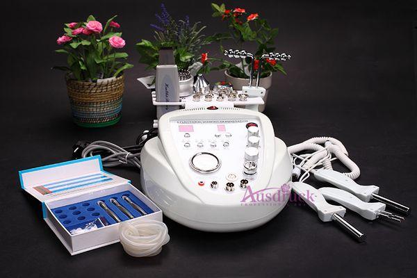 Pro Diamond Peeling Microdermabrasion Machine Dermabrasion Skin Scrubber Microcurrent BIO Photon Facial Ultrasonic Ultrasound Massager