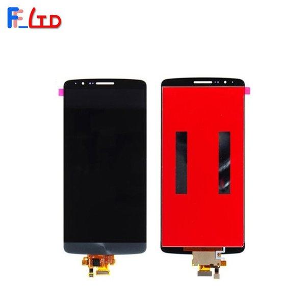 Originale AAA +++ per LG G3 D850 D851 D855 VS985 Visualizzatore digitale LCD LS990 con touch screen Assemblaggio completo Sostituisci 100% testato